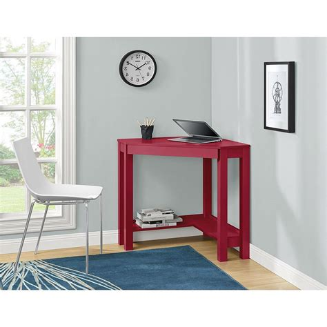 Small Bedroom Laptop Desk by Corner Writing Laptop Desk With Drawer Great For
