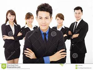 Successful Young Business Team Stock Photography ...