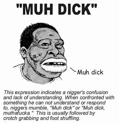 Muh Dick Nigger Meme Niggers Face Crotch