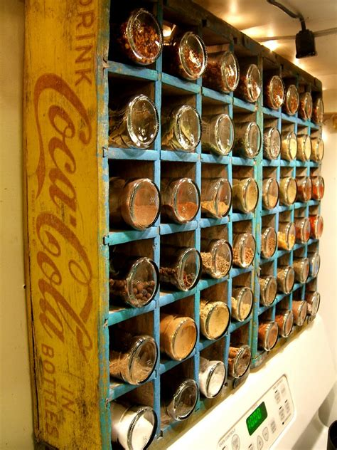 The Spice Rack by Remember When I Got Those Coke Bottle Boxes See This
