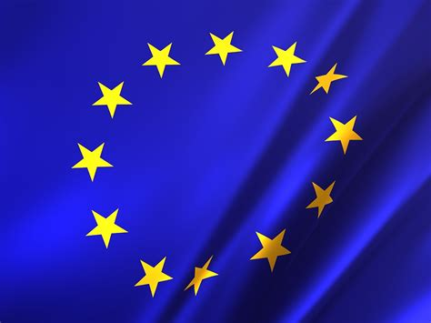 Eu, Flag, Europe, European, Union