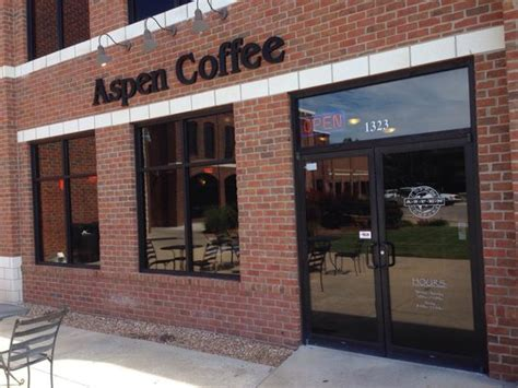 I'm a tea lover however, and unfortunately their chai tea is made from powder and has an artificial taste. Here you go! - Picture of Aspen Coffee, Stillwater - Tripadvisor