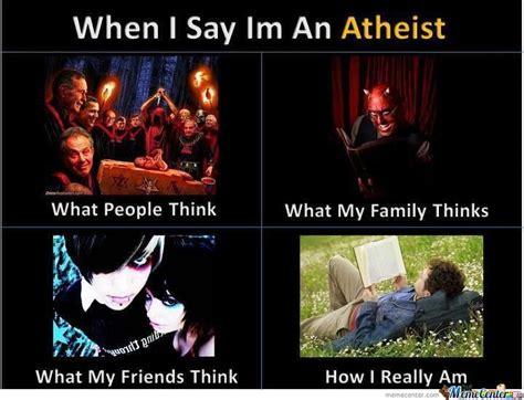 Atheist Meme - atheist by ali akram meme center