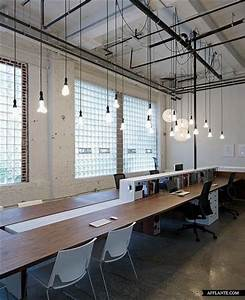 10 Industrial Chic Office Interiors | Fat Shack Vintage ...