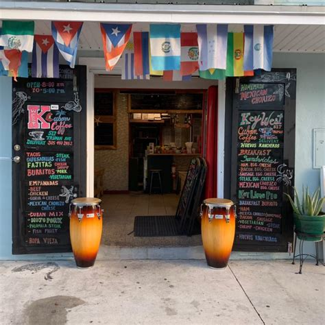 Open every day 7am to 1:30pm click to see special hours. Key West Cuban Coffee Shop - Restaurant - Key West - Key West