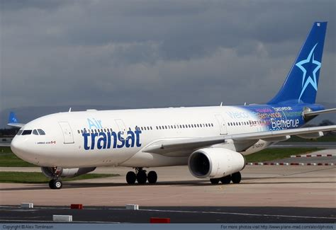 Air Transat To Vancouver Flightmode Air Transat Increasing Operations On Vancouver