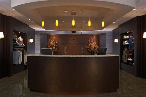 Front Desk Houston by Hospitality Interior Design Hotel Interior Design Aka