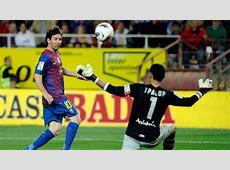 Top Tenner Lionel Messi's best Barcelona goals in La