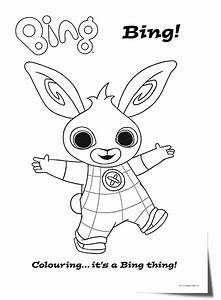 bing bunny character colouring sheets battleplan creative With go to bing homepage