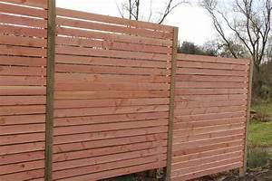 Palissade De Jardin : palissade bois pour jardin ~ Melissatoandfro.com Idées de Décoration