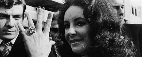 who owns elizabeth taylor s diamond ring