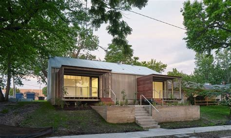 Kansas State students built this charming affordable home