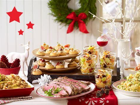 buffet selber machen adventsessen rezepte f 252 r ein warm kaltes buffet lecker