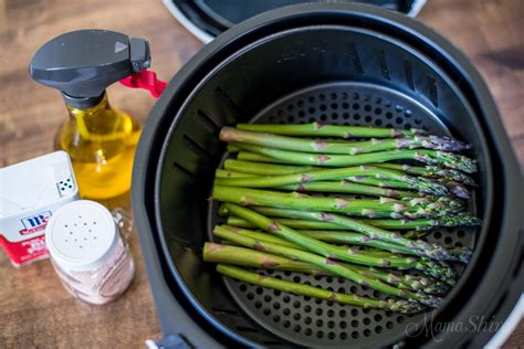 asparagus air fried fryer fry recipes airfryer mamashire spears cooking fries oven minutes tasty disclosure policy thank support buzzfeed