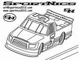Coloring Nascar Race Printable Cars Drag Getcolorings Target Getdrawings sketch template