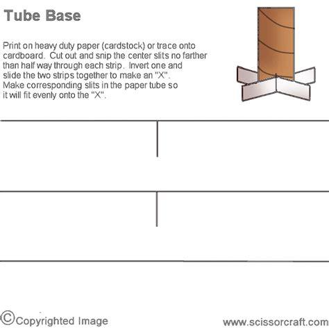 Totem Pole Bear Template by Recycled Cardboard Tube Bear Totem Pole Craft