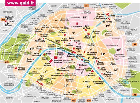paris map  paris satellite image