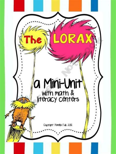 660 best images about the lorax on trees 748 | 10245d63709c720b5dcd9c2e3579d9e2 class teacher teacher notebook