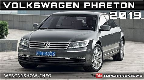 vw phaeton cars review