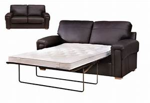 Steinhoff uk furniture ltd baltimore leather 2 1 2 seater for Wow sofa bed
