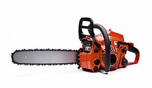 How To Start a Gas Chainsaw Step by step guide