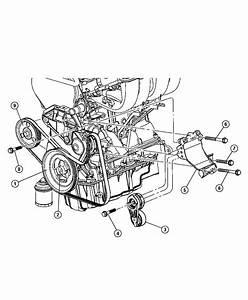 1998 Dodge Durango Damper  Engine Vibration  Dohc  Timing