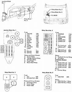 1991 Toyota Pick Up Wiring Diagram