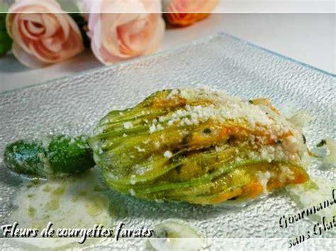 recette cuisine sans gluten recettes de fleurs de courgettes et cuisine sans gluten