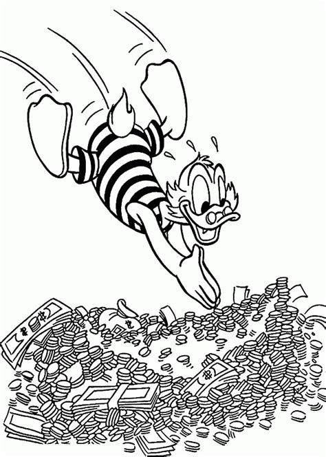 darkwing duck coloring pages coloring home