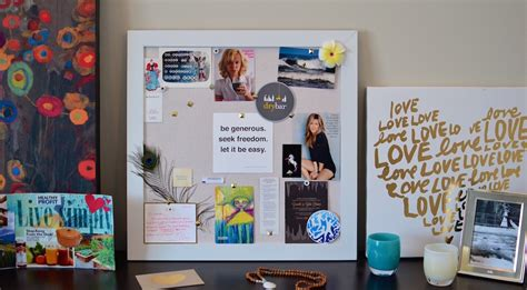 vision board the reason vision boards work and how to make one huffpost