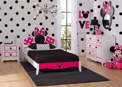 minnie mouse bedroom decor creating lovely minnie mouse bedroom 7 bedroom ideas