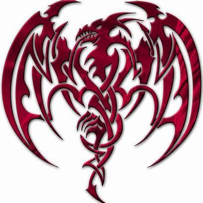 Tribal Dragon Designs Cool Tattoo Gaming Head