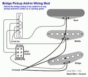 Quick  U0026 Easy Bridge Pickup Add