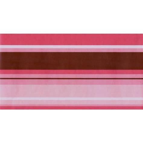 contemporary pink  brown stripe border bmbd
