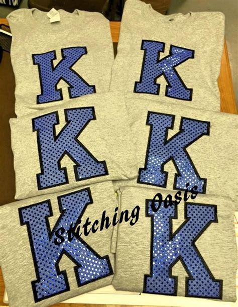 pin  stitching oasis  kentucky tshirt colors kentucky applique