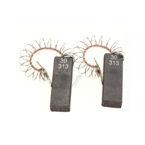 charbon moteur bosch siemens wm14a260ff lave linge 7696387