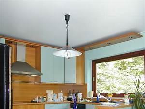 Eclairage Plafond Cuisine : eclairage faux plafond cuisine simple faux plafond ~ Edinachiropracticcenter.com Idées de Décoration