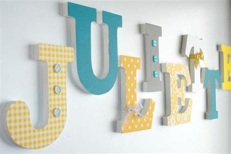 lettre pour chambre de bebe lettre de decoration murale 28 images les 25