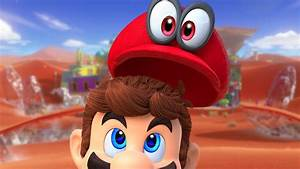 Super Mario Odyssey S39invite Dans Super Mario Run FrAndroid