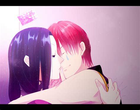 anime kiss hunter x hunter hunter x hunter 997106 zerochan