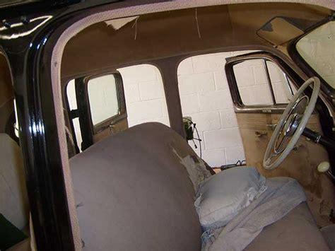 buick restoration reupholster buick upholstery buick interiors