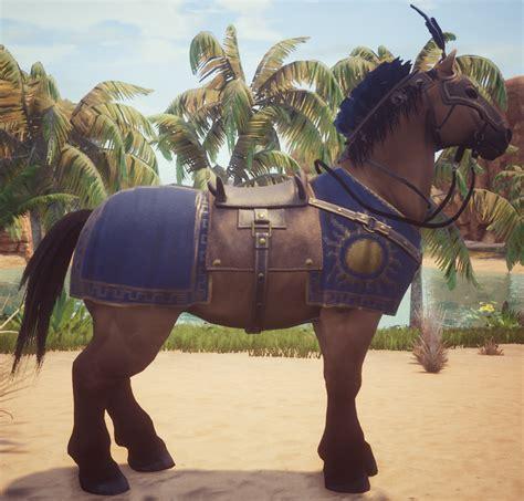 saddle conan exiles wiki gamepedia