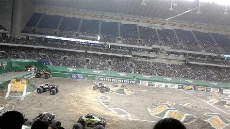 monster truck show in san antonio monster jam 2017 in san antonio youtube