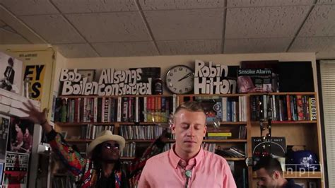 Macklemore Tiny Desk Concert Tracklist by Macklemore Lewis Npr Tiny Desk Concert