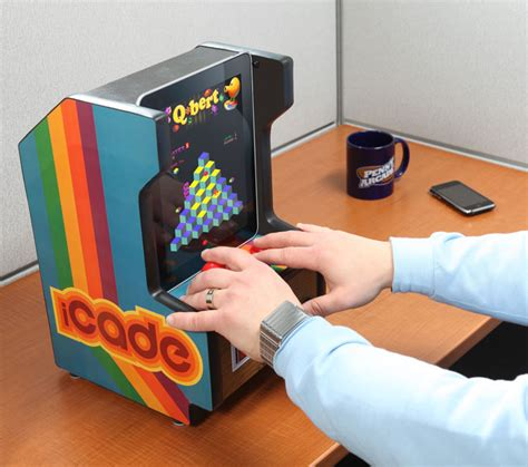 Turn Your Ipad Into An Arcade Machine With Icade One