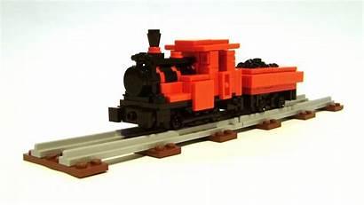 Train Micro Trains Lego Microscale Puffing Billy