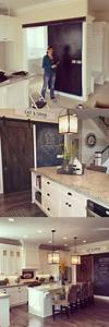 best 25 chalkboard pantry doors ideas on pinterest With kitchen colors with white cabinets with bluetooth stickers to find things