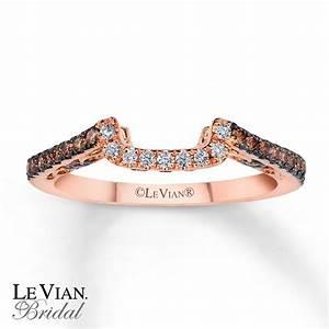 Brilliant Le Vian Chocolate Diamond Wedding Sets