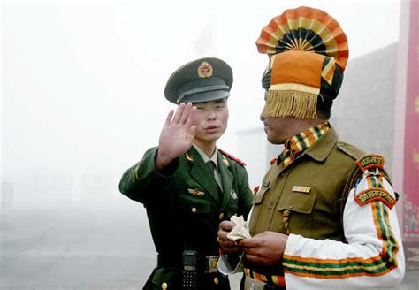 Indian, Chinese armies appear heading towards biggest face ...