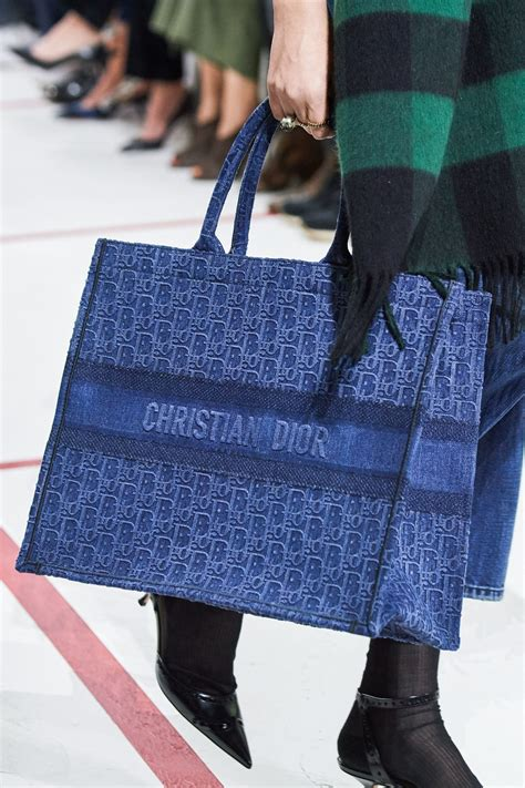 dior fallwinter  runway bag collection spotted fashion